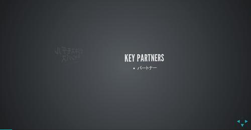 HTML5のスライド