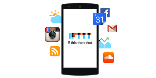 IFTTT for Android