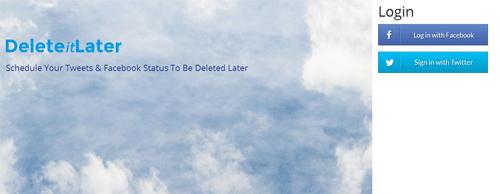 deleteitlater