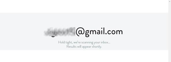 Gmailアカウントと連携してチェック開始