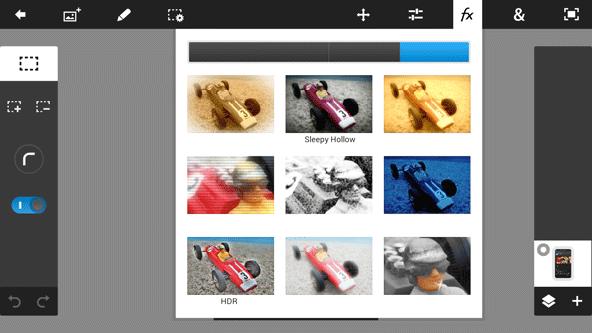 Photoshop TouchをAmazonアプリストアで購入