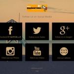 企業やサービスのソーシャルアカウントを伝えるサイトを作れる「FollowUs.com」